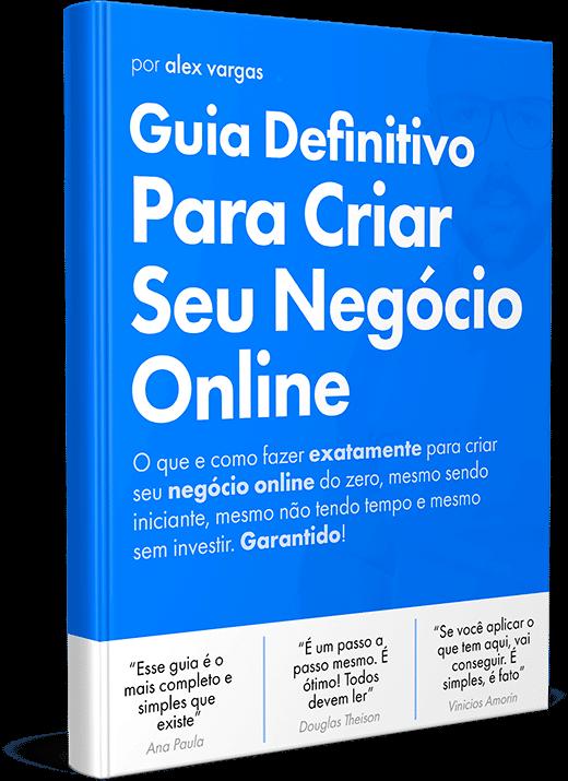 E-book Gratuito: Guia Definitivo para Criar Seu Negócio Online